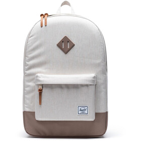 Herschel Heritage Backpack overcast crosshatch/pine bark